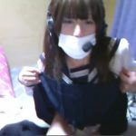 ライブチャット動画 セーラー服JKが自らのオナニーを実況中継 XVIDEOS