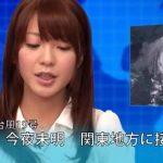 女子アナが楽屋で覆面男にレイプされる FC2動画