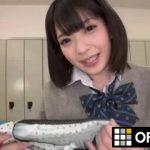 激カワ制服JK麻里梨夏が主観で淫語をかわいい声で囁きながら手コキ FC2動画