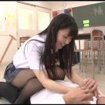制服JKが痴女すぎて男子生徒が手玉に取られて騎乗位ハメ FC2動画