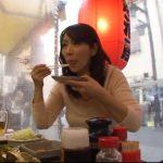 【翔田千里】美熟女の翔田千里が浅草を堪能しながら次回作品の構想を練る♪エロシーンなし