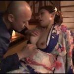 【友田真希】四十路美熟女人妻が和服着衣で不倫SEX♪浮気者の旦那に当てつけるように中年男と濃厚プレイ