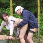 【宇野未知子】住み込みの若い農業研修生はお世話になってる五十路のおばんさんとセックスもしちゃって仕事も性生活も充実した日々を過ごしている